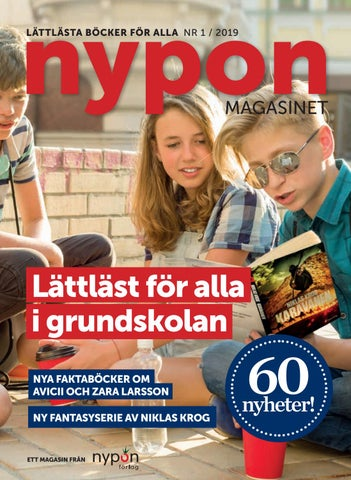 Nypon förlags vårmagasin 2019 by Nypon Vilja förlag - issuu 48a02f5be34de