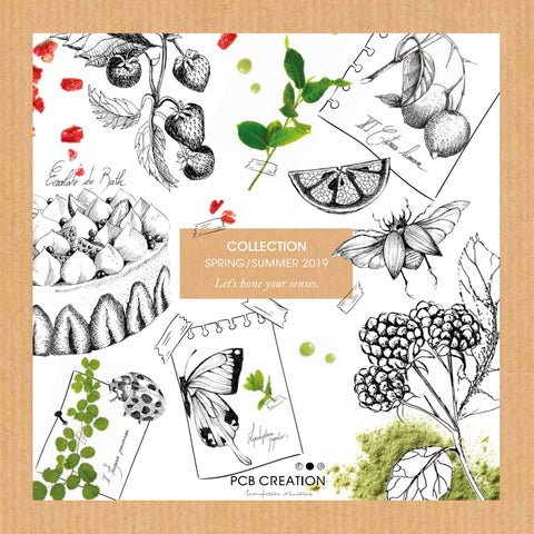 PBC Creation Collection Spring Summer2019 By Classic Fine Foods
