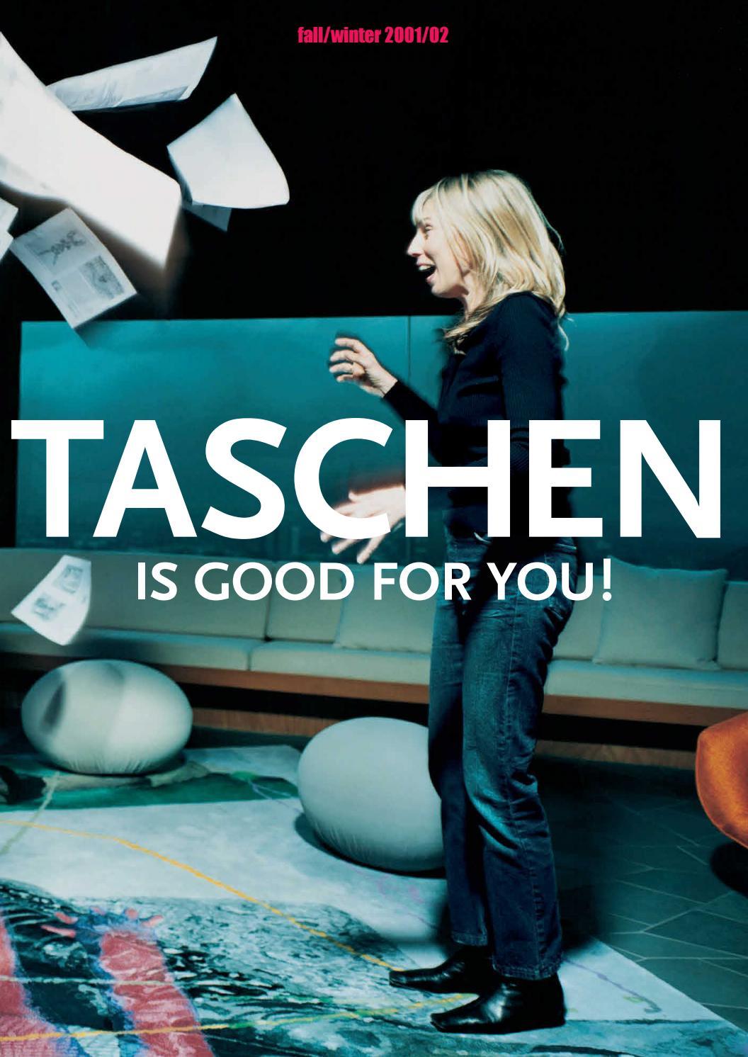 TASCHEN Magazine Fall/Winter 2001/02 by TASCHEN - issuu