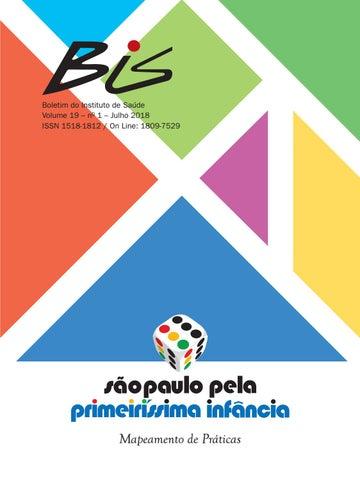 São Paulo pela Primeira Infância - Mapeamento de Práticas by ... 62c3b56272