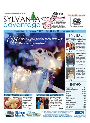 Sylvania advantage mid dec 2018 by sylvaniaadvantage issuu