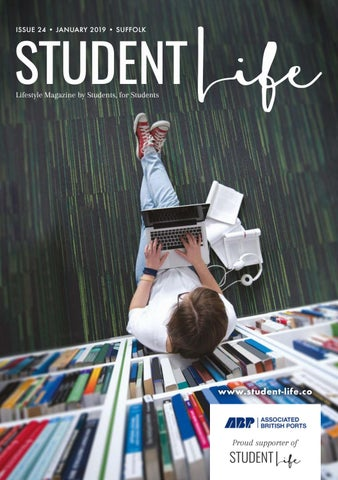 Student Life – January 2019 by 'Life' Magazines (Waterfront Life