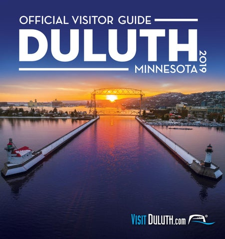 36412bd8448e24 2019 Official Visitor Guide for Duluth, Minnesota by Visit Duluth ...