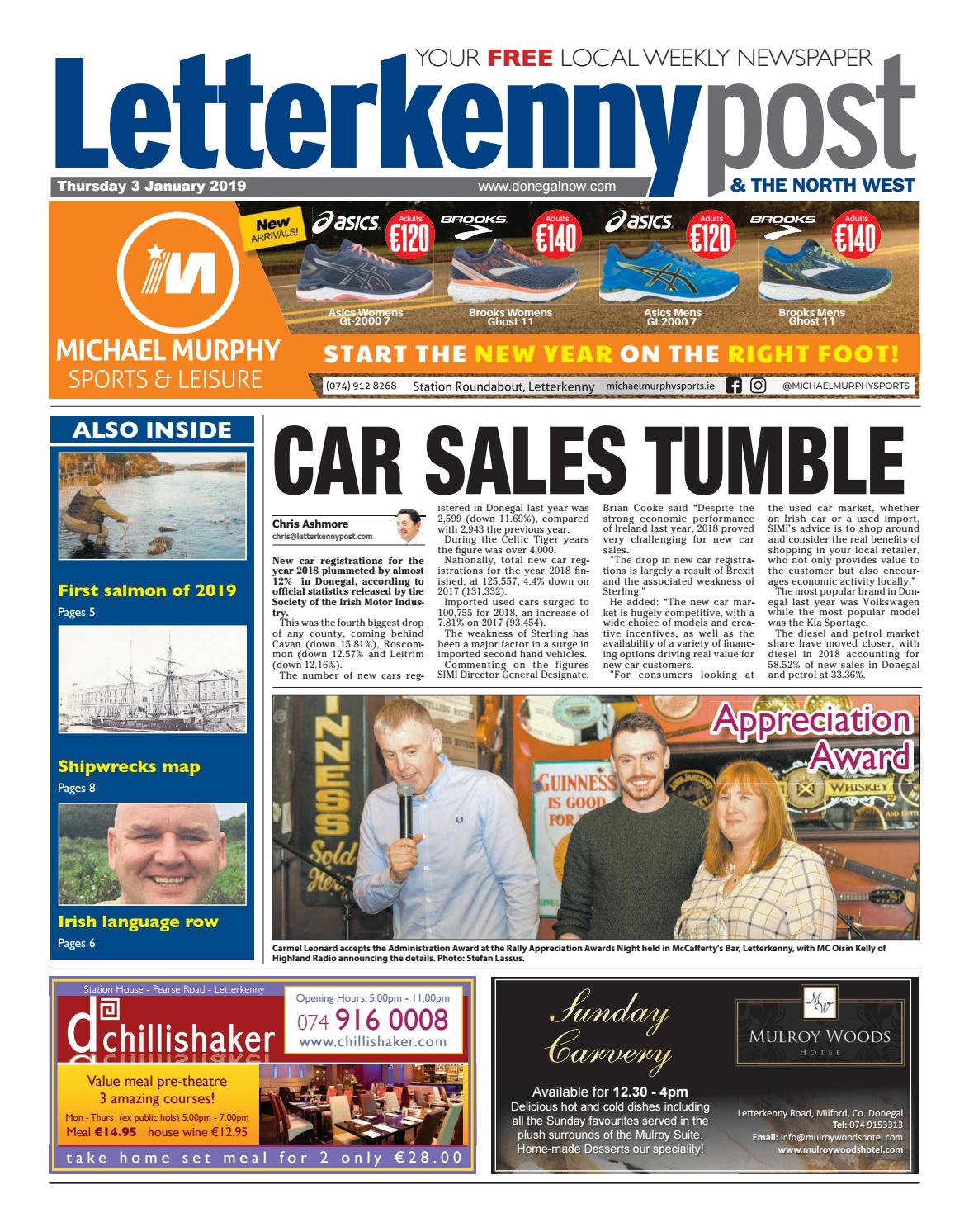 bc69a9ae25246 Thursday 3 January 2018 by River Media Newspapers - issuu
