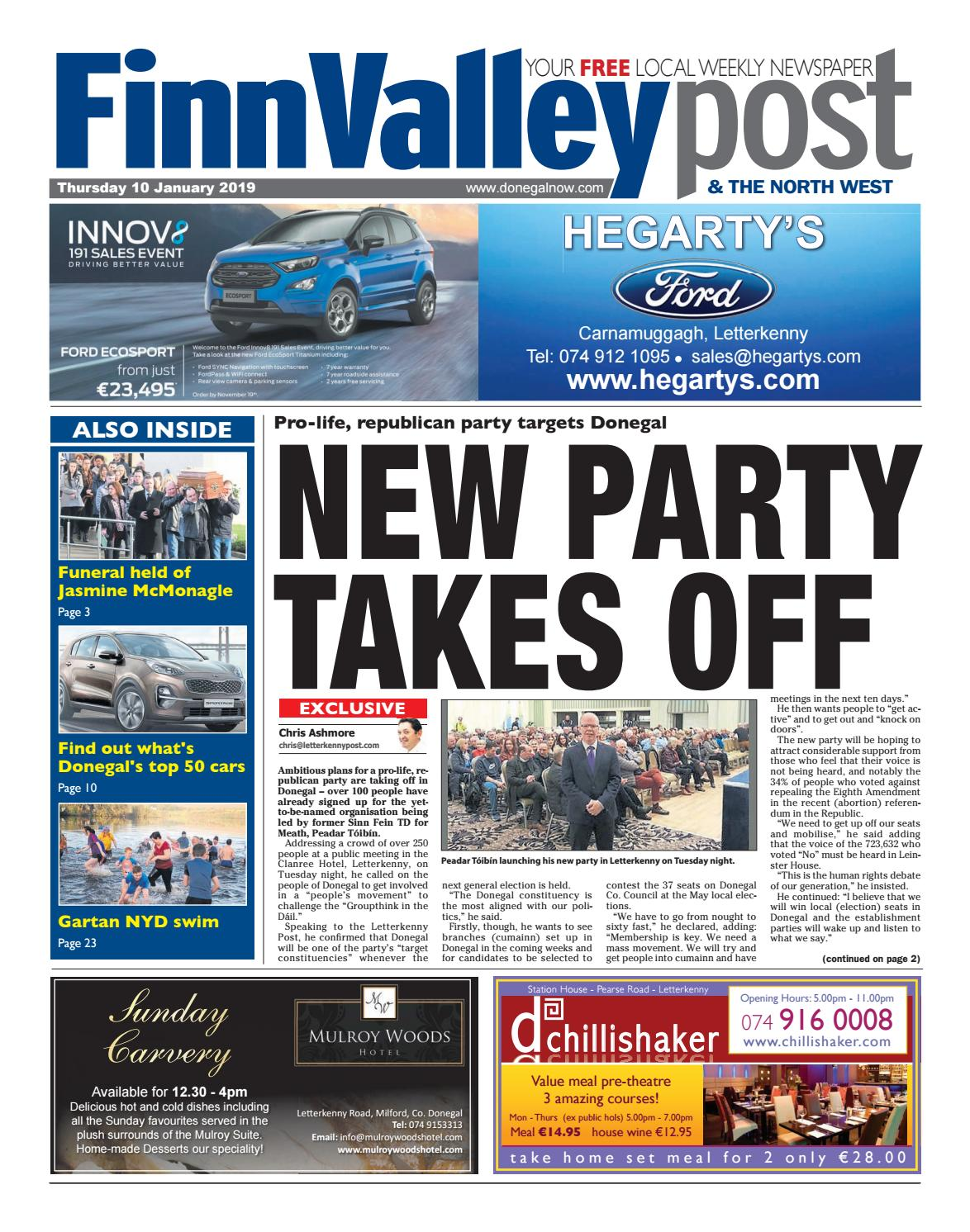Thursday 10 January 2019 by River Media Newspapers - issuu