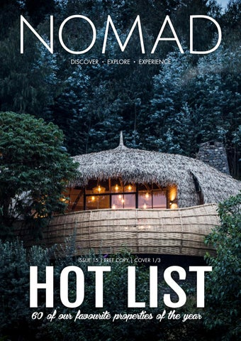 2b569f4c Hot List by Nomad Magazine Africa - issuu
