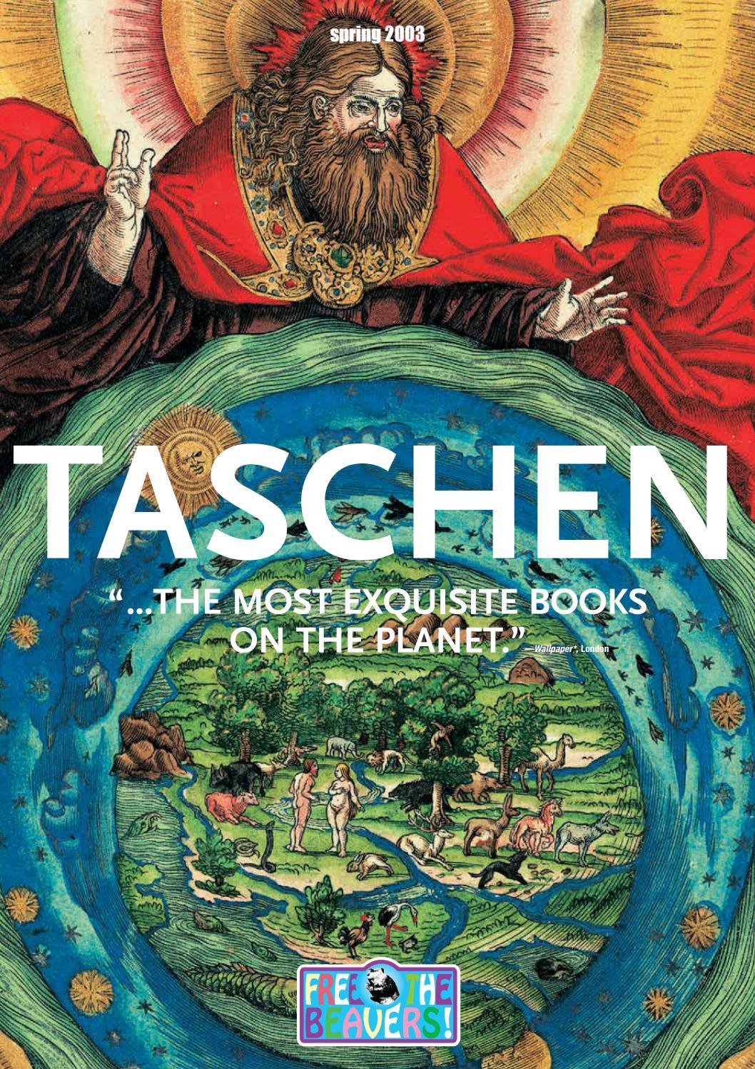TASCHEN Magazine Spring 2003 by TASCHEN - issuu