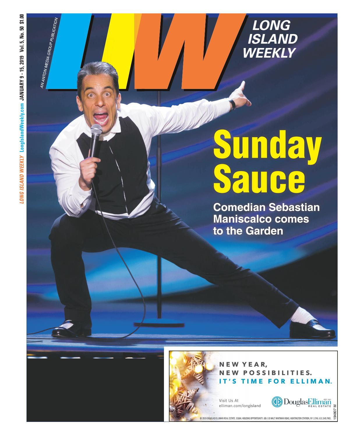 Long Island Weekly 01-09-19 by Anton Community Newspapers - issuu