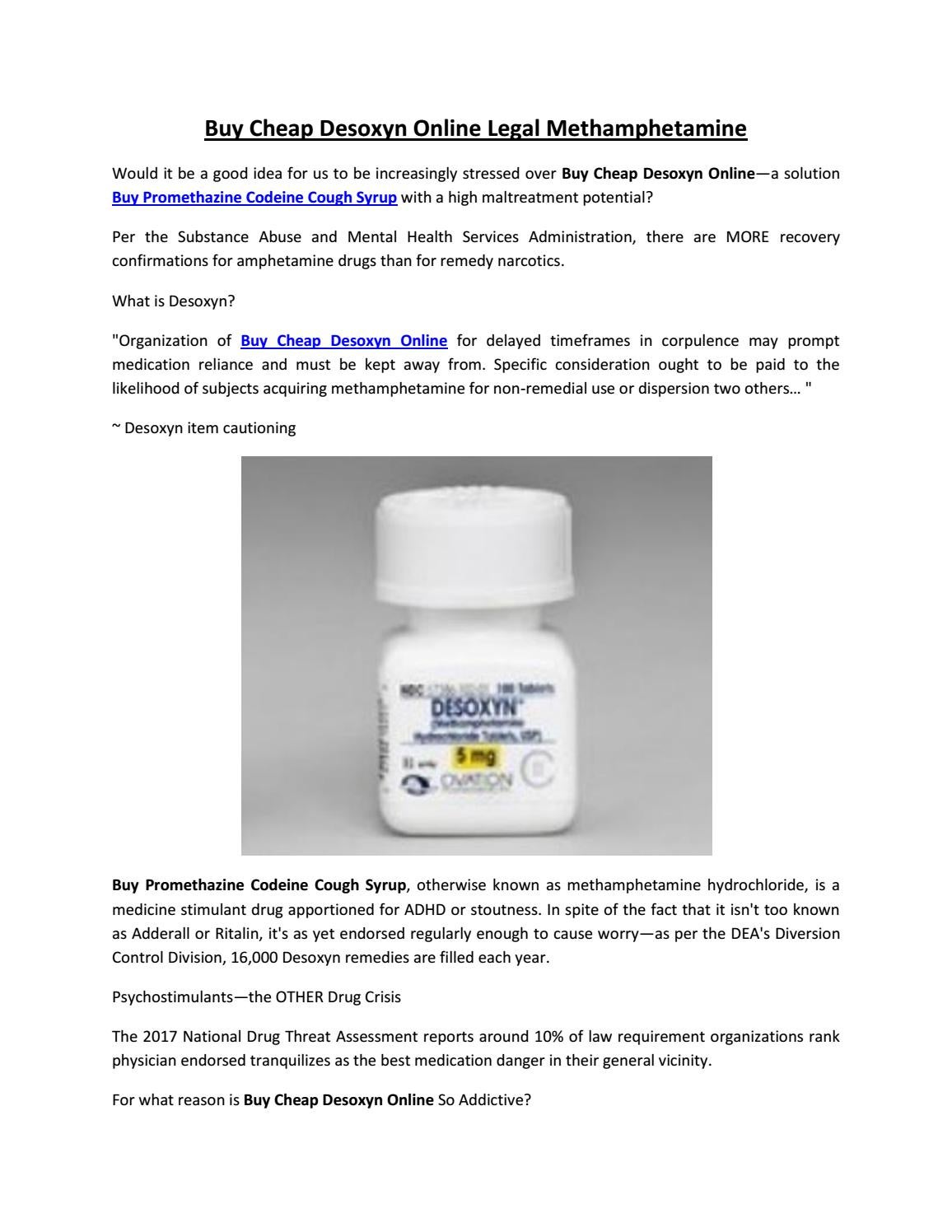 Buy Promethazine Codeine Cough Syrup - www