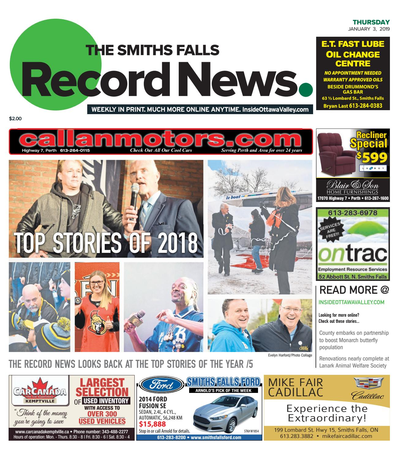 OTV_S_A_20190103 by Metroland East - Smiths Falls Record