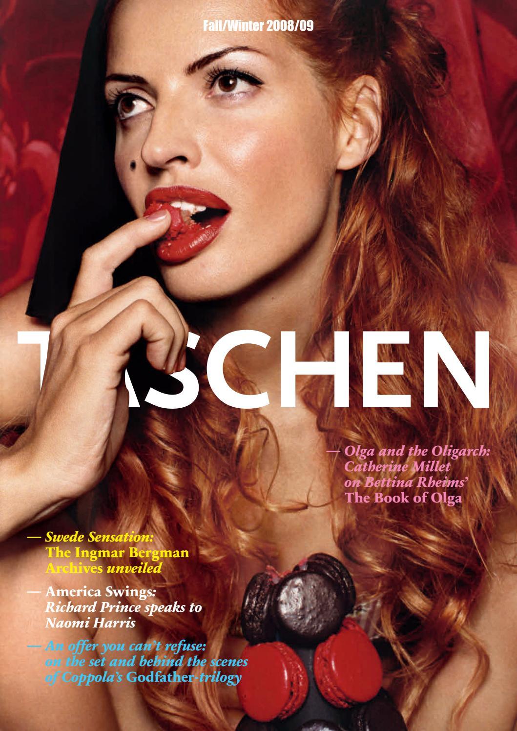 TASCHEN Magazine Fall/Winter 2008/09 by TASCHEN - issuu