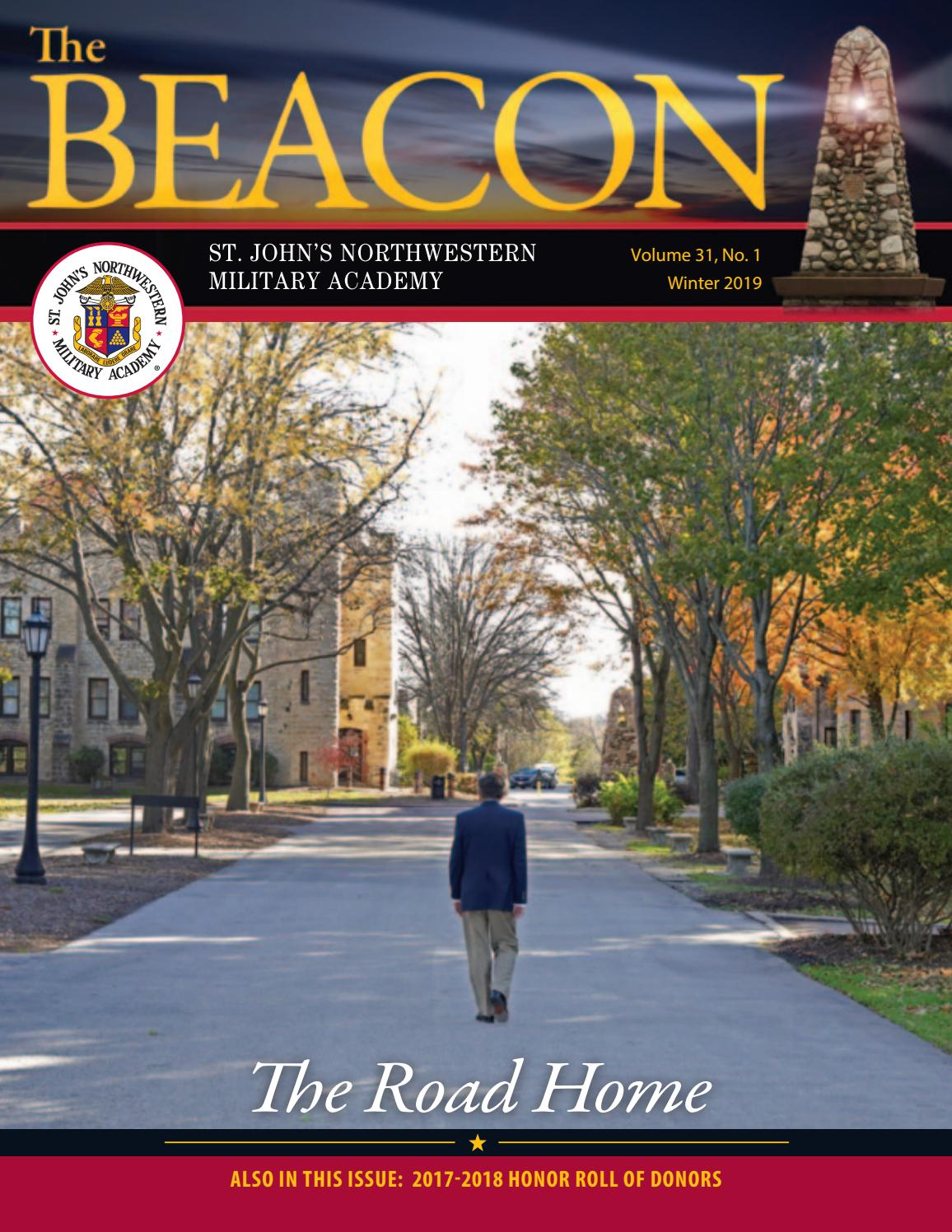 The Beacon Winter 2019 By St John S Northwestern Academies Issuu
