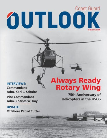 Coast Guard Outlook 2018-2019 by Faircount Media Group - issuu