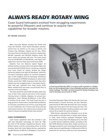 Page 30 of ALWAYS READY ROTARY WING