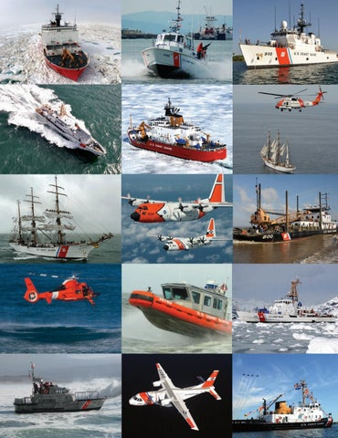 Page 91 of THE CUTTERS, BOATS AND AIRCRAFT OF THE U.S. COAST GUARD