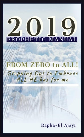 2019 TSMI Prophetic Guide by tsmiministries - issuu