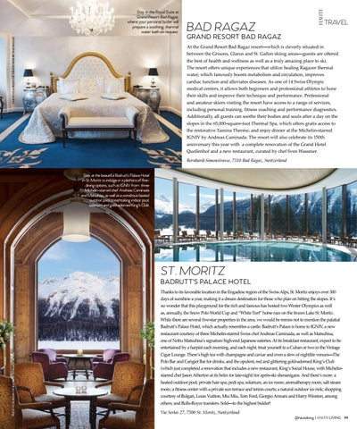Page 101 of The Top Ski Resorts in Europe