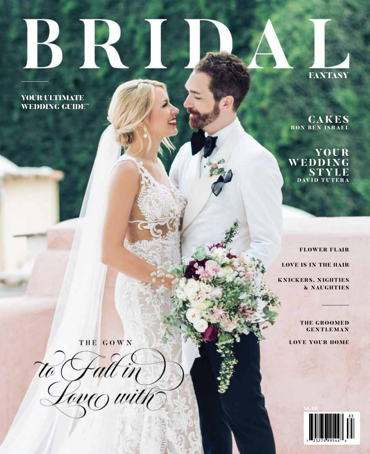 Bridal Fantasy Magazine 2019 By Bridal Fantasy Group Issuu