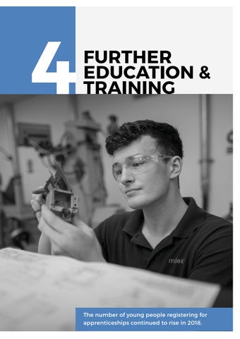 Further Education & Training Chapter - Ireland's Yearbook of