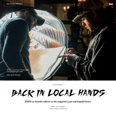Page 11 of Back In Local Hands