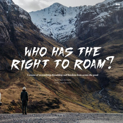 Page 49 of Who Has The Right To Roam?