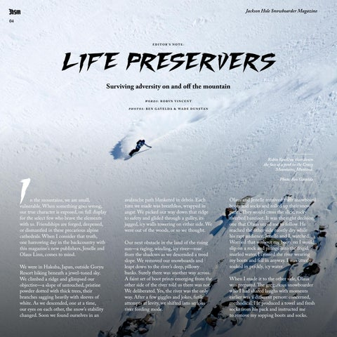 Page 4 of Life Preservers