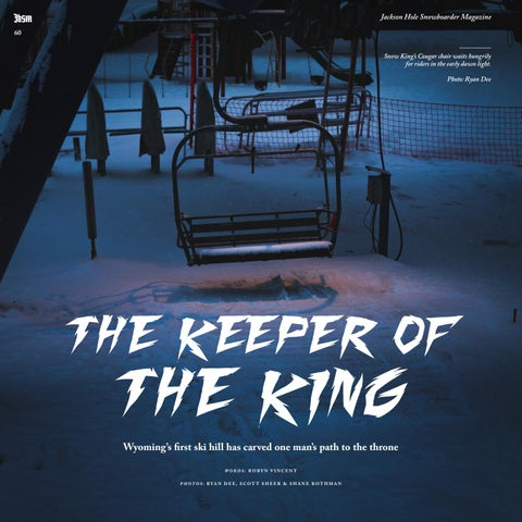 Page 60 of The Keeper of The King