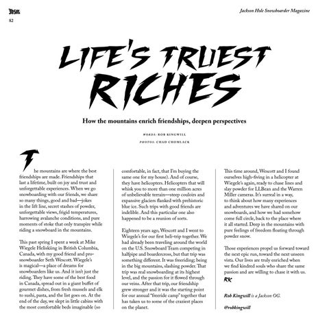 Page 82 of Life's Truest Riches
