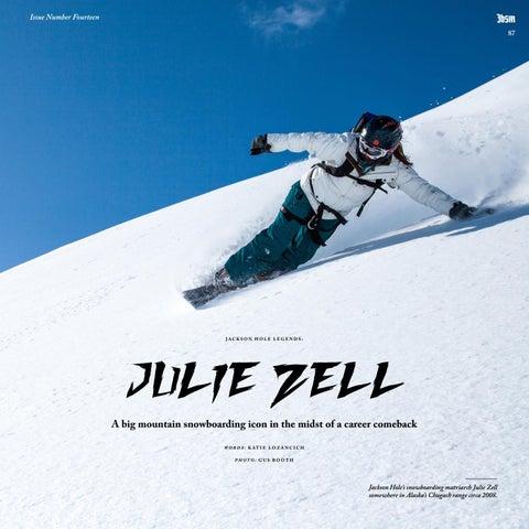 Page 87 of Jackson Hole Legends: Julie Zell