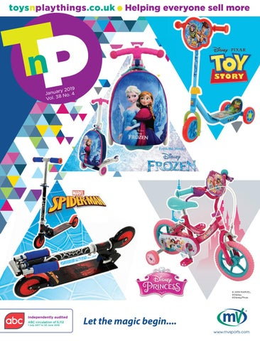 5751e677 Toys n Playthings January 2019 by Lema Publishing - issuu