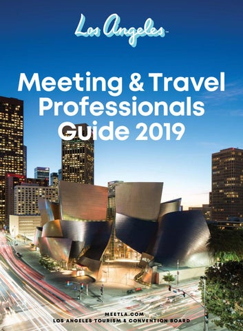 d8bb296d10c0e4 Los Angeles Meeting   Travel Professionals Guide 2019 by LAMCP - issuu