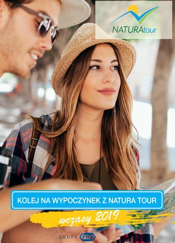 Katalog Wczasy 2019 By Natura Tour Issuu