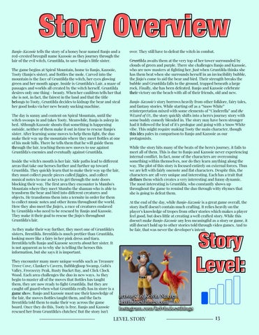 Page 13 of Banjo-Kazooie Story Overview