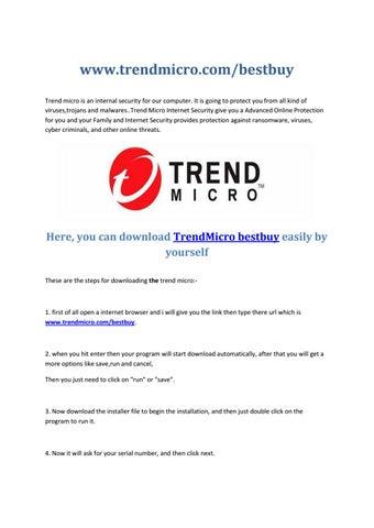 www trendmicro com/bestbuy by jyotanshu - issuu