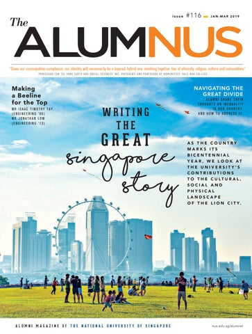 6ff6493ec64 The AlumNUS Jan - Mar 2019 by NUS Alumni Office - issuu