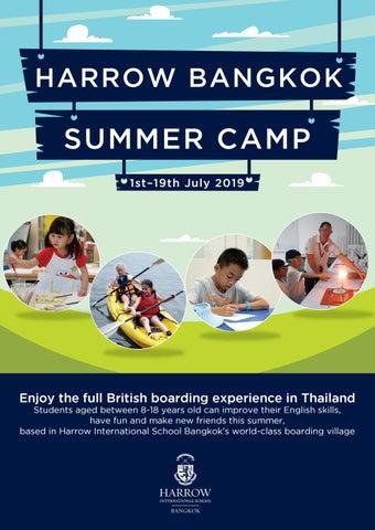 Harrow Bangkok Summer Camp by Harrow International School