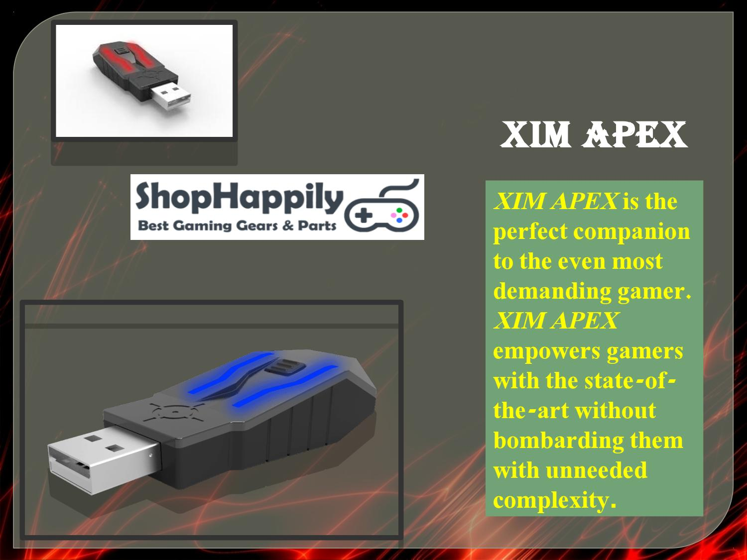 Xim Apex Mouse by shophappily123 - issuu