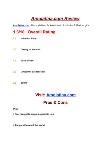 amolatina reviews