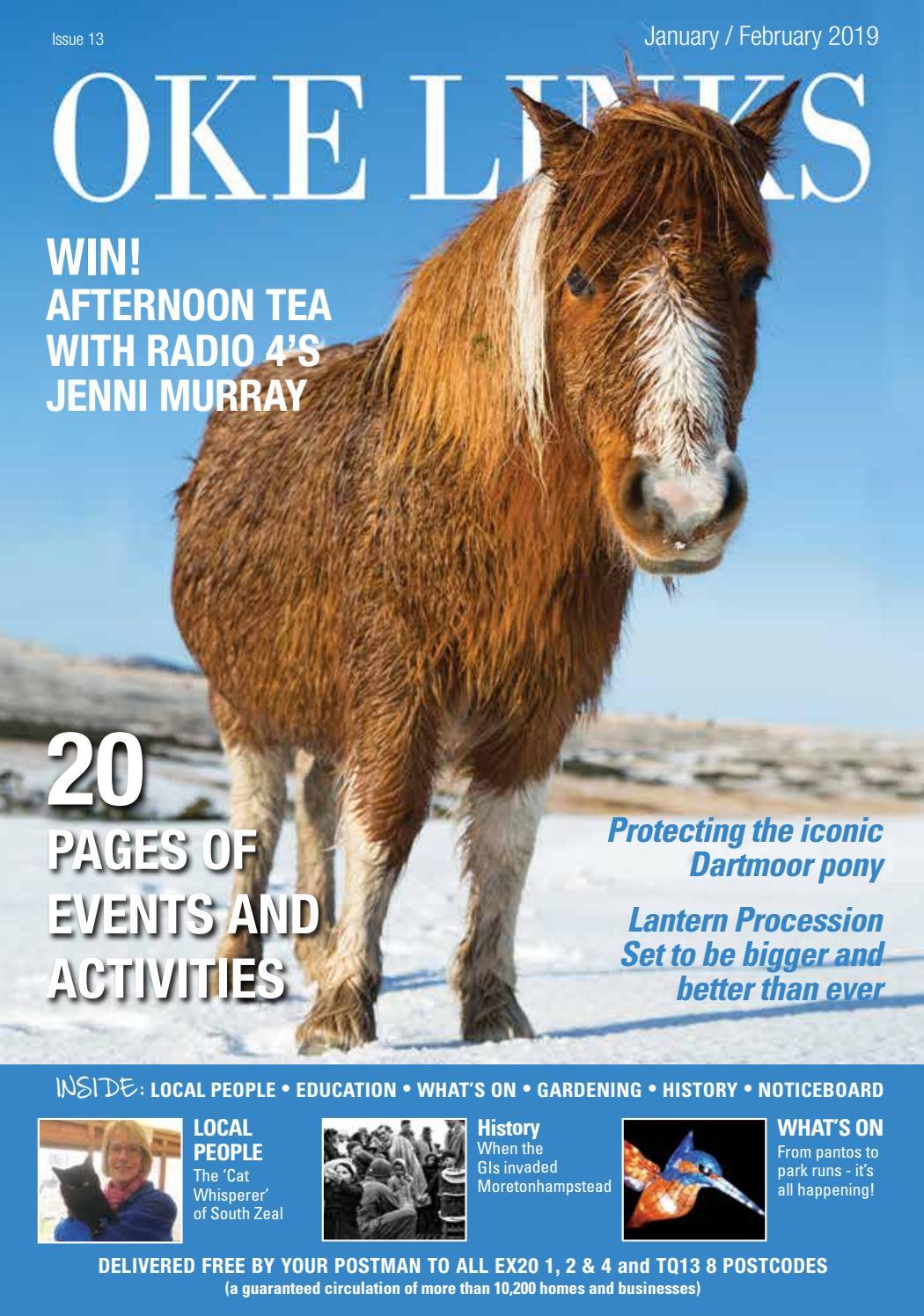 Oke Links Magazine Jan/Feb 2019 issue by Links Magazines - issuu