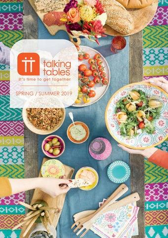 ae488b804625 SS19 Talking Tables UK Brochure by Talking Tables - issuu