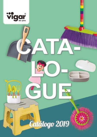 Catálogo Catalogue 2019 By Vigar Issuu