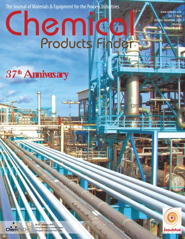 Chemical Products Finder, October-November 2018 by CPF - issuu