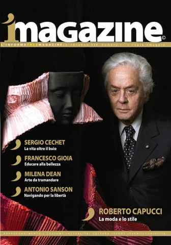 Imagazine V1y By Andrea Zuttion Issuu