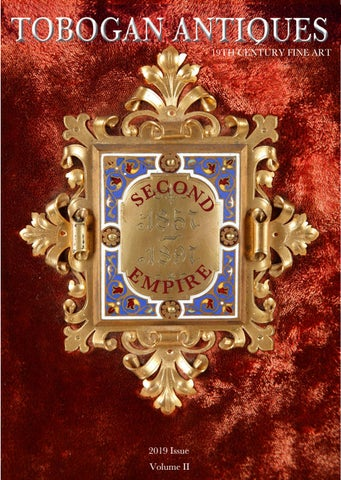 Second Empire Volume Ii Tobogan Antiques By Philippe Zoi