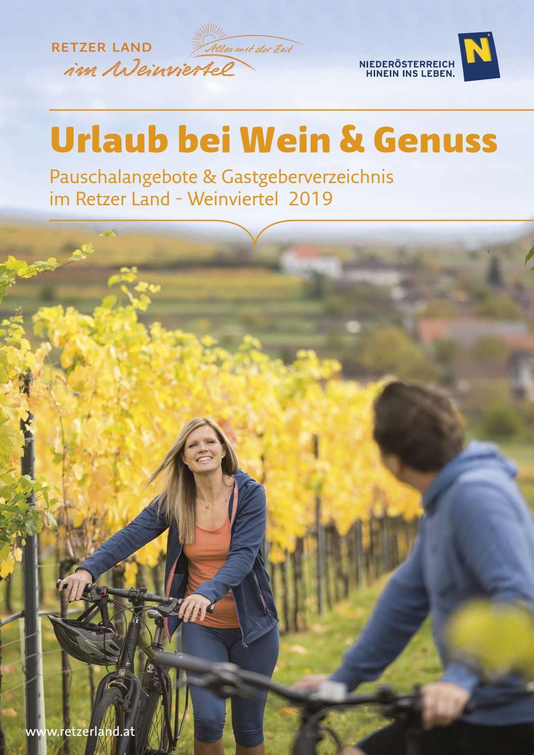 Weingut Lscher Retz, Niedersterreich - Urlaub am Bauernhof