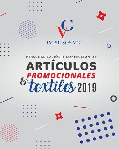 CATALOGO PERSONALIZACIÓN Y CONFECCIÓN DE ARTICULOS PROMOCIONALES Y ... f53a6025511