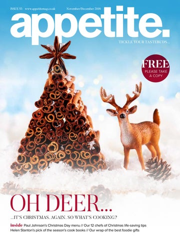 Appetite #53 – November/December 2018 by Offstone Publishing