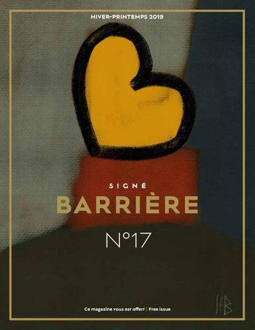 ca2f5b2c2e SIGNE BARRIERE N°17 by alexandre benyamine - issuu