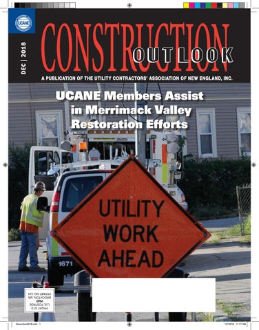 Construction Outlook December 2018 by Ucane - issuu