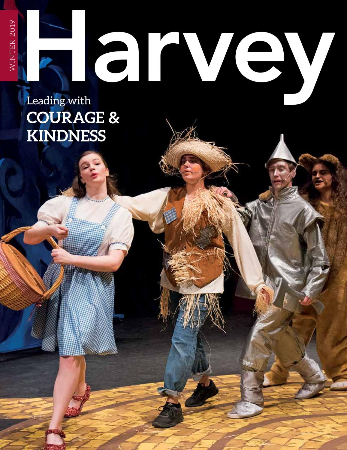 Harvey Magazine - Winter 2018-2019 by The Harvey School - issuu